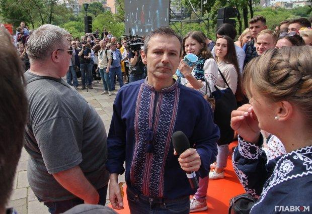 """Лесев обстебал позорные потуги Вакарчука: """"Подает голос и прикрывает Порошенко"""""""