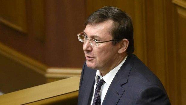 """""""Мы не избирали царя"""": напуганный Луценко рассказал о своей отставке"""