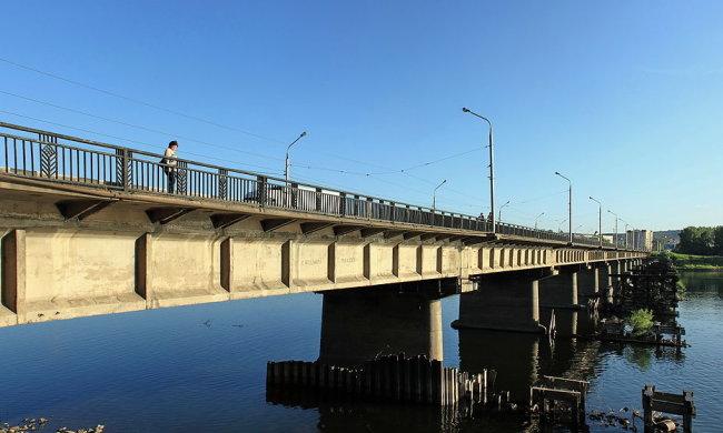 В Красноярском крае украли мост!