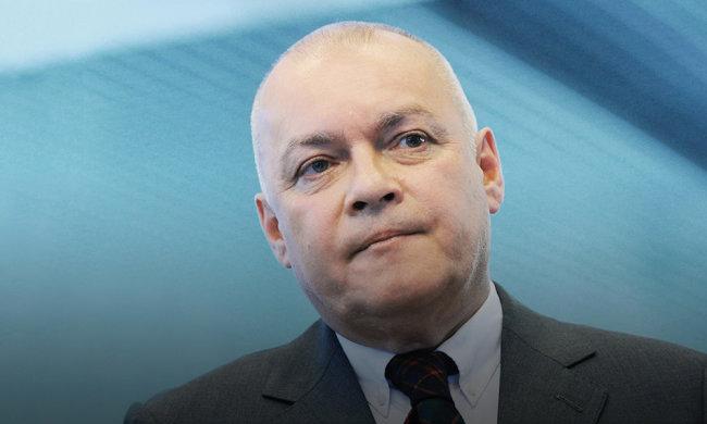 Главный пропагандон Кремля жестко облажался на РосТВ: Киселев зачитал рэп, несите смирительную рубашку