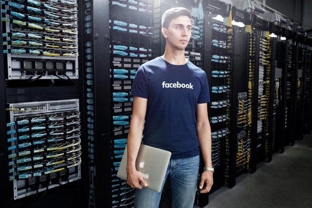 Как выглядит Facebook изнутри? — Интересные факты
