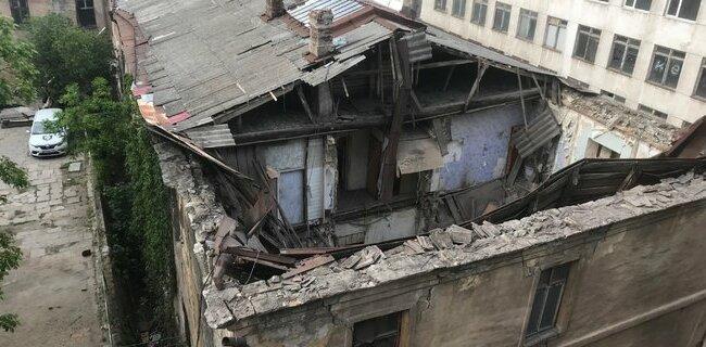 ЧП в Одессе: рухнул жилой дом, первые подробности