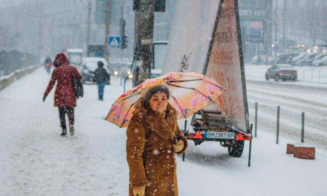 Синоптики рассказали, когда в Украину наконец-то придет снег и мороз