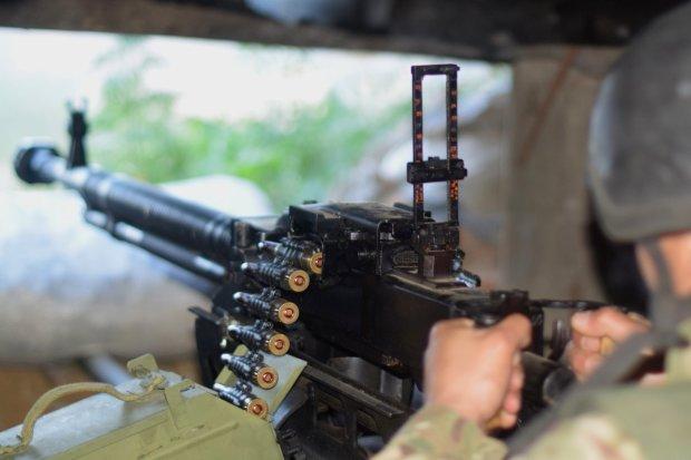 Силы ООС сбили очередного шпиона боевиков: террористы ведут активную разведывательную работу, готовятся к наступлению