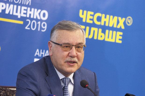Гриценко посадит Порошенко пожизненно: сделано заявление