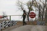 В Станице Луганской заметили неизвестных в российской военной форме: боевики пошли в наступление
