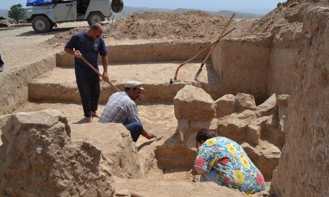 Археологи откопали давно затерянный город с сокровищами