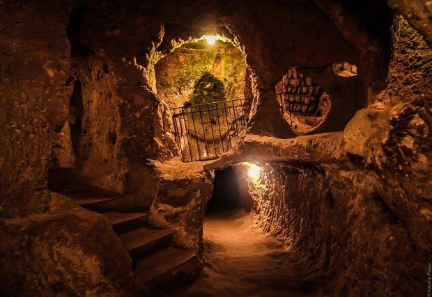 Сенсация! В Украине нашли невероятный подземный город казацких времен