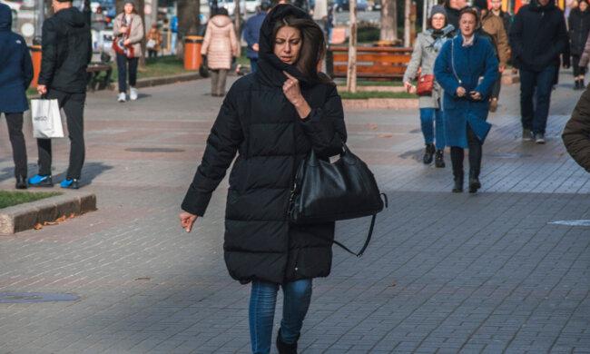 Погода завтра подпортит планы украинцев: накроет антициклон