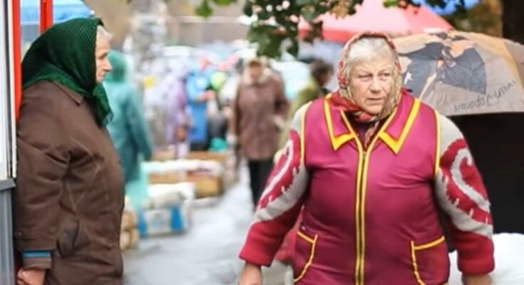 Пенсионеры. Фото: скриншот YouTube-видео