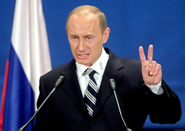 Карикатура, которая в точности передает реакцию Путина на выборы в Украине: это надо увидеть