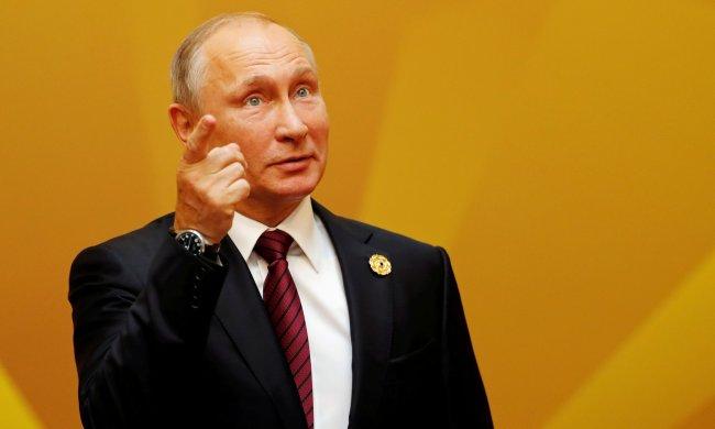 """Новая фотожаба на Путина порвала сеть: """"Как девочка на панели"""""""