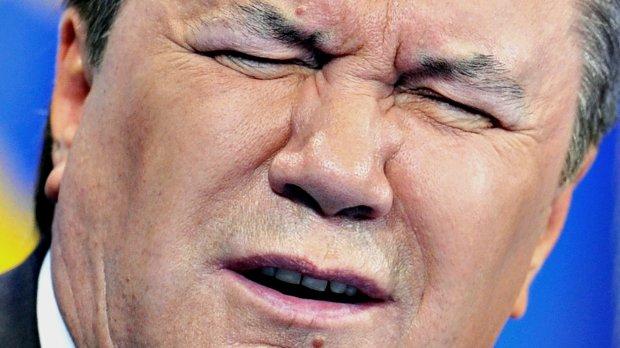 Янукович стал беззащитным. Еще не немощным, но беззащитным