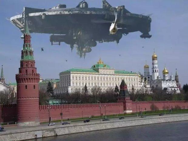 К власти на Московии пришли никакие не «русские»