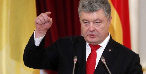 Помогите разобраться! Порошенко назвал новую причину атаки России в Азовском море, президент конкретно запутался