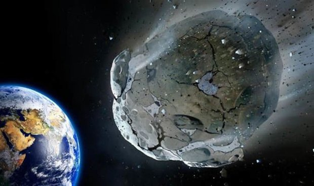 Астероид GC6