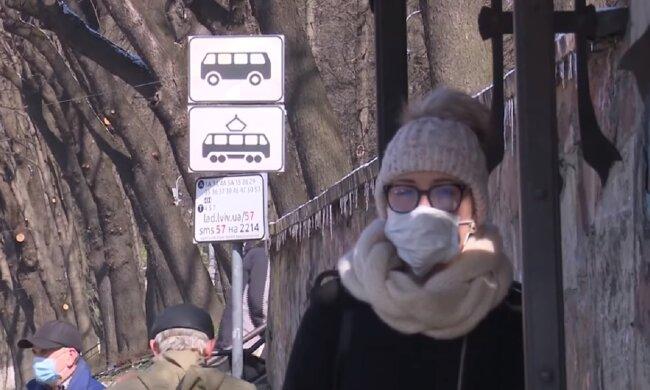 Карантин в Украине. Фото: скриншот YouTube-видео