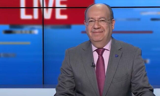 Политический эксперт, заслуженный журналист Украины Владимир Кацман