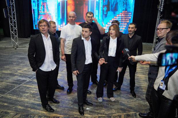 «Квартал 95» высмеял лютую потасовку депутата и чиновника: цирк «Шапито» из Украины не выезжал