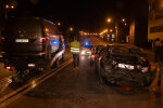 Серьезное ДТП на скользкой дороге. Погибло 8 украинцев