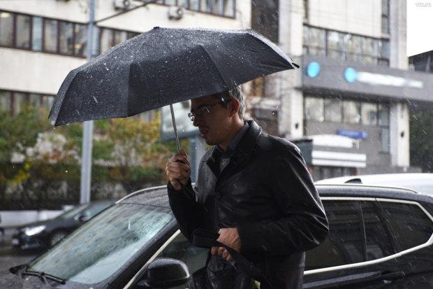 """Весна приготовила омерзительный """"сюрприз"""" для украинцев: зонтики можно не прятать, зальет по уши"""