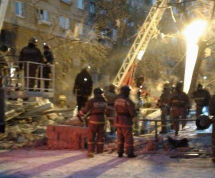 От подъезда ничего не осталось: в России прогремел мощный взрыв в доме