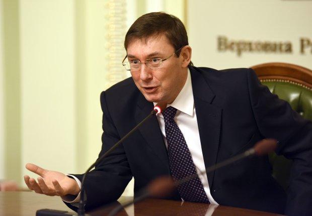 Луценко испугался и снова завопил об отставке. На этот раз точно?