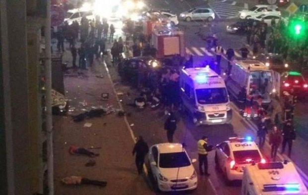 ШОК! Харьковская трагедия: в сети показали фото с камер наблюдения