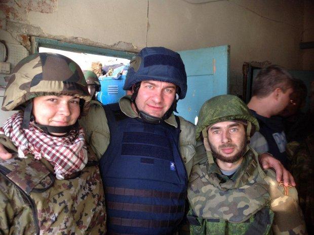 «Пошел вон»: Пореченков поплатился за стрельбу в донецком аэропорту