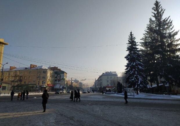 Погода в феврале. Фото: Акценты
