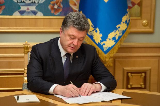 Порошенко подписал роковой закон для Украины, теперь многое изменится: подробности