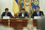 Разумков сделал официальное заявление о будущем Гончарука