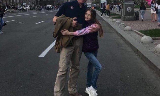Аброськин в составе украинской делегации свозил в США свою дочь