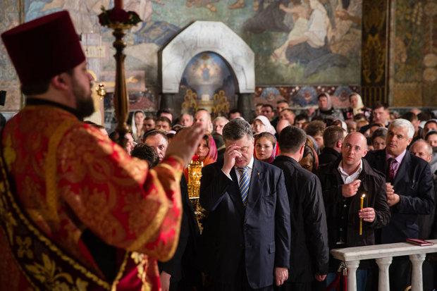 Московские попы совсем обнаглели, ставят условия Порошенко, украинцы потеряли дар речи