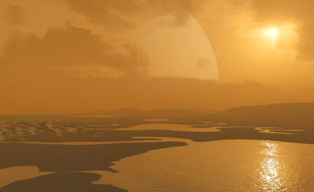 Ученые нашли признаки жизни на далеком Титане: «прятались под поверхностью», возможен первый контакт
