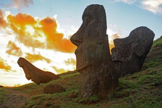 Ученые раскрыли тайну происхождения цивилизации с острова Пасхи