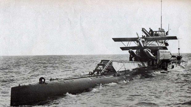 В Тихом океане обнаружили легендарный авианосец времен Второй мировой войны
