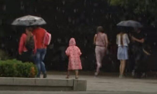 В Украине незначительно потеплеет, местами пройдут дожди и грозы. Фото: скриншот YouTube