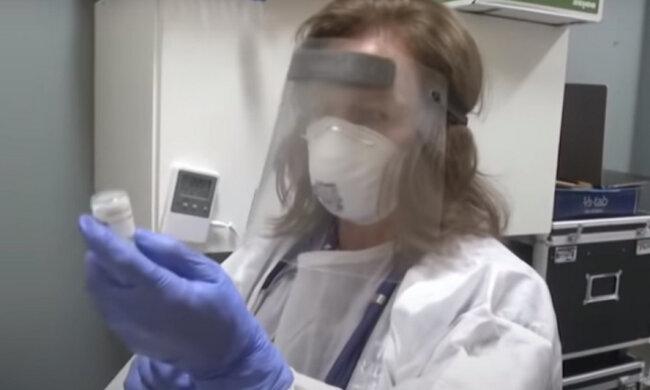 Вакцинация. Фото: скриншот YouTube-видео.