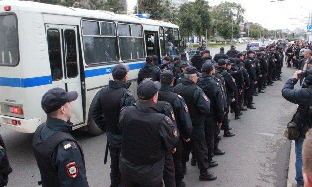 Путинская полиция вторгалась на территорию Украины: первые подробности