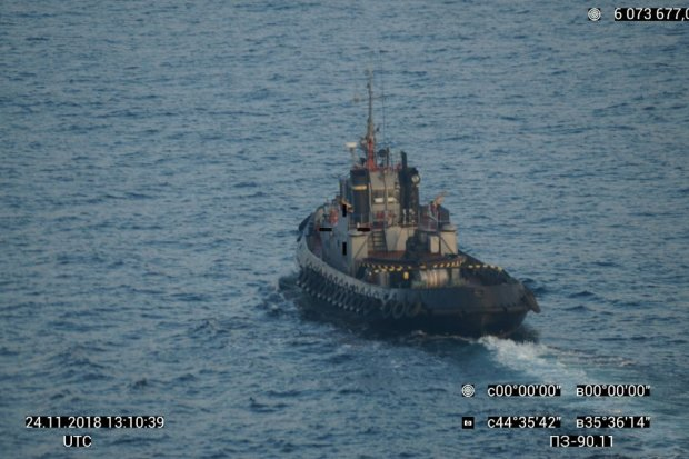 «Сольют так же всю страну»: в сети разгорелась дискуссия из атаки РФ на украинские корабли
