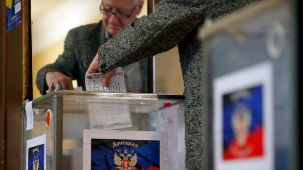 Выборы в «ДНР»: донетчане променяли «главарей» на дешевые овощи, избирательные участки пустуют