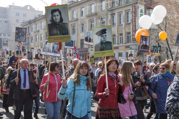 Топ самых позорных плакатов россиян ко Дню победы: такой бред даже в кошмарах не приснится