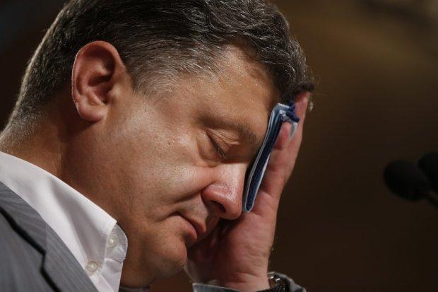 Трамп публично унизил Порошенко: реакция обиженного Петра вызывает слезы