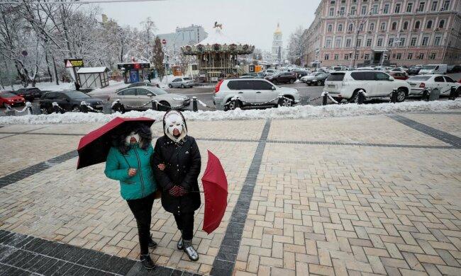 Ледяной антициклон ударит по Украине 20 января: будет хуже