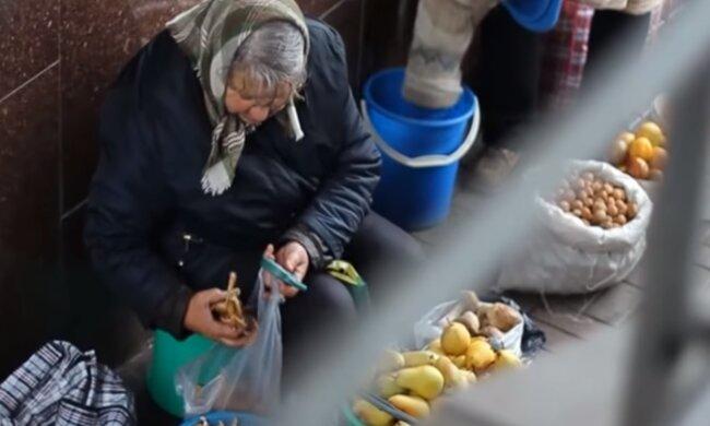 Пенсионер. Фото: скриншот YouTube-видео