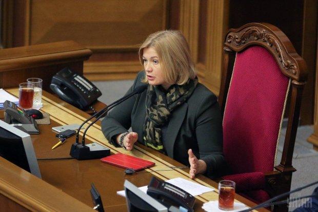 В политику через пиджак Ющенка – в сети всплыло видео о начале карьеры Ирины Геращенко