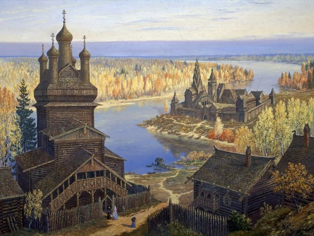 Русь есть и была только Киевская, пусть россияне попробуют не согласиться с этими фактами