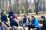 Украинцы массово нарушают карантин, штрафы летят пачками