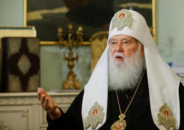 Филарет рассказал, как побороть коррупцию в Украине: «нужно наказывать»